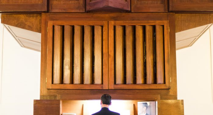 Beckerath Organ at St. Stephen's Episcopal Church Celebrates 50th Anniversary
