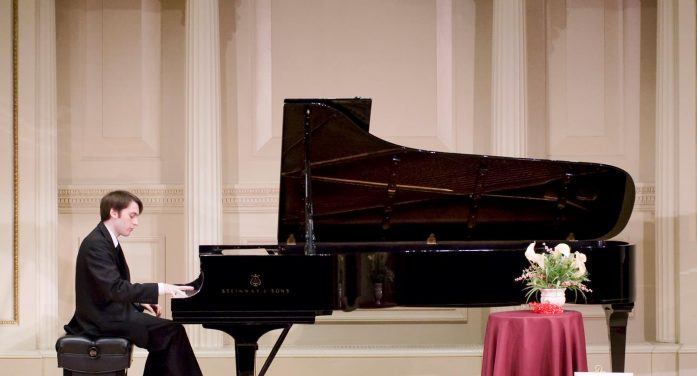 Denville native's classical music series a hit in his hometown