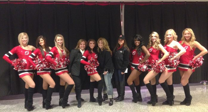 East Hanover Woman Recalls Performance Past as Former New Jersey Devils Dancer