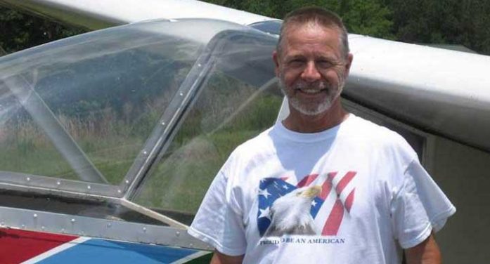Peter Charles Maynard, 65, Former United Airlines Pilot