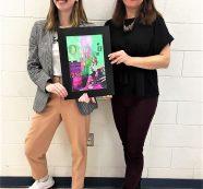 """West Orange High School Senior Wins Prestigious Scholastic """"Silver Key"""" Award"""