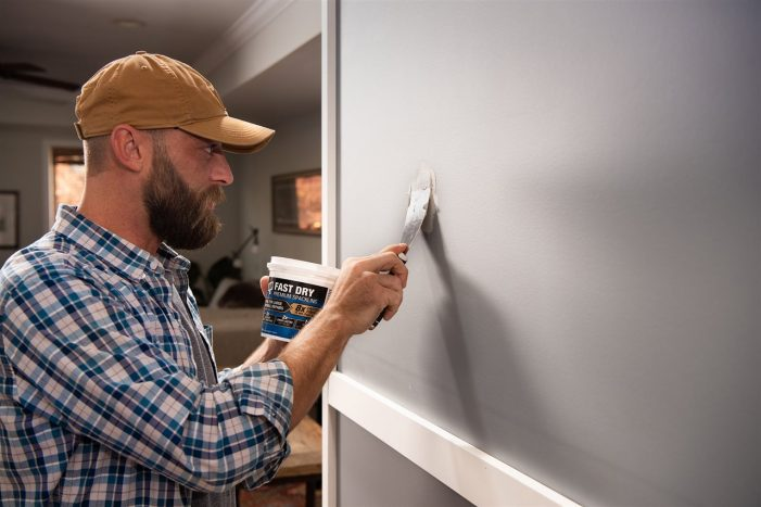 5 steps to painting like a pro at home