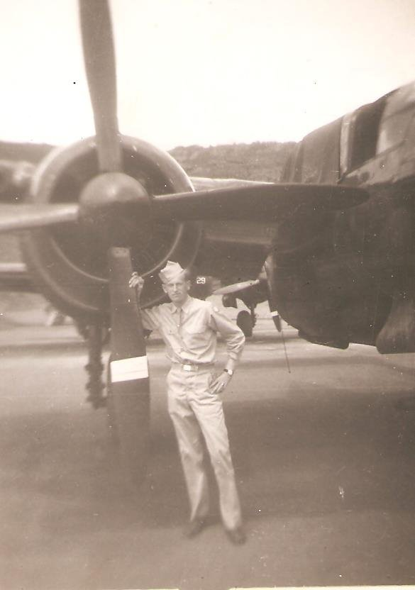 I Remember Dad: Dad's Letters from Hickam Airfield