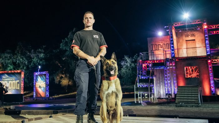 """""""America's Top Dog"""" Awarded to Morris County Sheriff Officer and His Loyal Partner"""