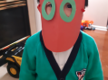 Very Hungry Caterpillar Inspires Virtual Lessons at Albrook School