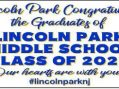 Mayor Runfeldt's Message to Lincoln Park Middle School's Class of 2020