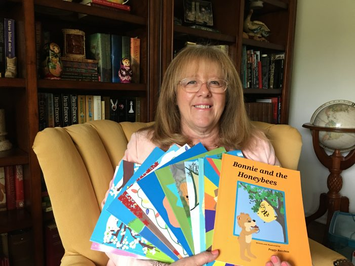 Flanders Author Creates Loving Animal Characters for Children