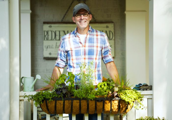 Top Tips to Plant, Grow and Care for a Container Garden