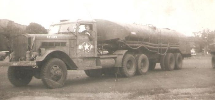 I Remember Dad:  Fuel Storage at Hickam Air Field