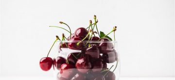 Sweet relief! 4 reasons to reach for fresh cherries when coping with stress