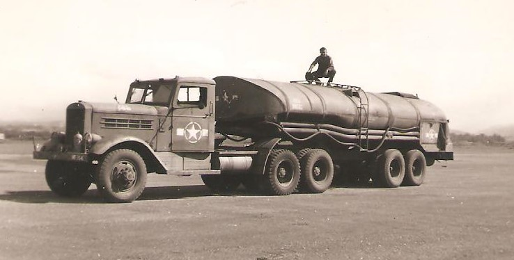 #2 Dad on Fuel Truck 2