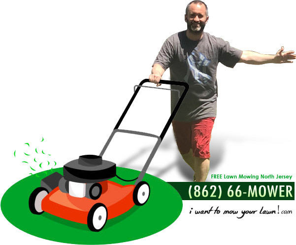Wayne man laid off by COVID-19 makes his mission to mow lawns for free
