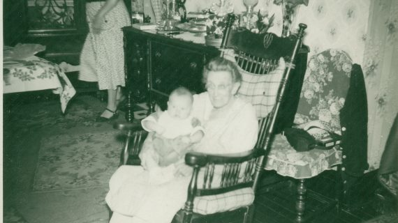 I Remember Dad: Dad's Letters to His Grandmother