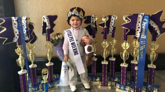 Budd Lake 5-Year-Old Carries on Family Success in Pageants