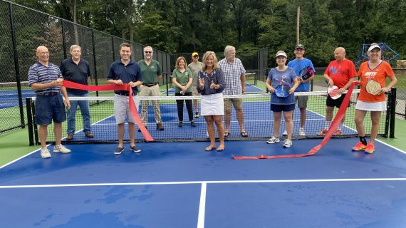 Chubb Park Courts Renovated – Tennis and Pickleball Now Open for Use