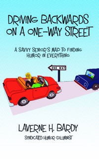 Humor Columnist Laverne Bardy Releases New Collection