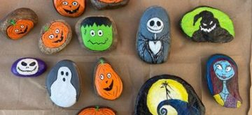 """Bloomingdale Butler, NJ Rocks"" Facebook Group Spreads Enjoyment, Stress Relief, and Color"