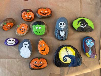 """Bloomingdale Butler, NJ Rocks"" Facebook Group Spreads Enjoyment, Stress Relief, and Color"