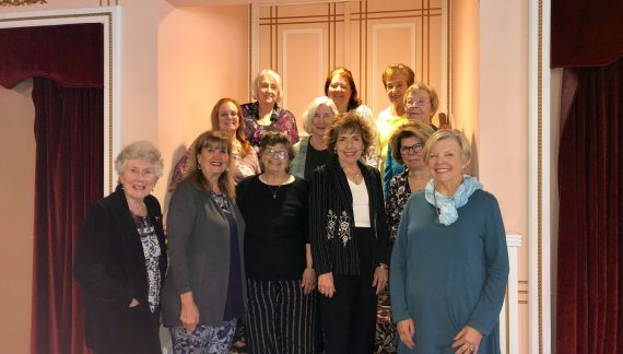 Long Valley Woman's Club Celebrates 126 Years of Dedication