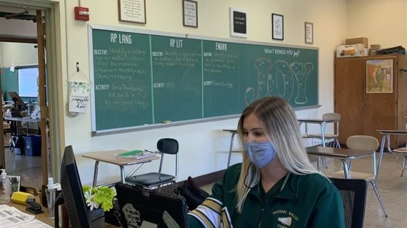 Students and Staff Upgrade Their Home Offices and Classrooms for Live Streaming