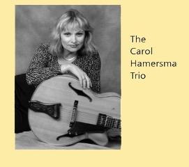 Wayne Library Features Carol Hamersma Jazz Trio