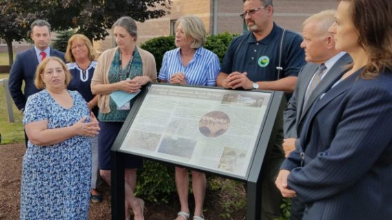 Learning from the Past: Mount Olive's Cemeteries and Historical Landmarks