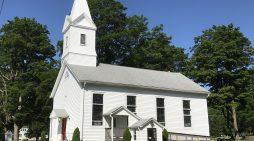 Three Towns Claim One Church