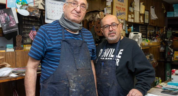 At Denville Shore Repair, It's Not Just Shoes