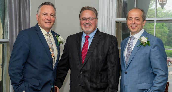 Mount Olive Chamber of Commerce Honors Two Local Men