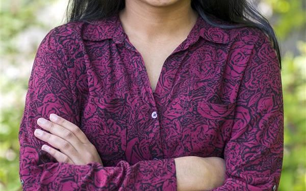Anuja Magdum Selected as a New Jersey Governor's School in the Sciences Scholar