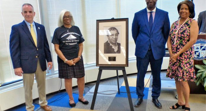 West Orange School District and West Orange African Heritage Association Celebrate Junteenth with Recognition of Educator Anna Easter Brown