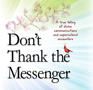 Wayne Man Adds Author to Resume with Don't Thank the Messenger