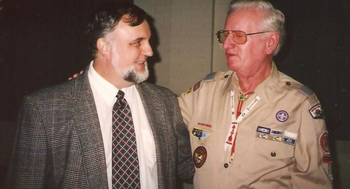 I Remember Dad: Remembrances of the God and Country Award