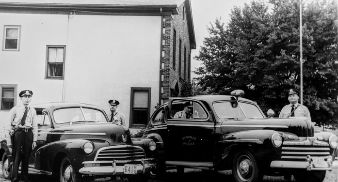 It Happened in Our Town: A Small-town Cop and a Big Town Bust: A Story of Denville During World War II