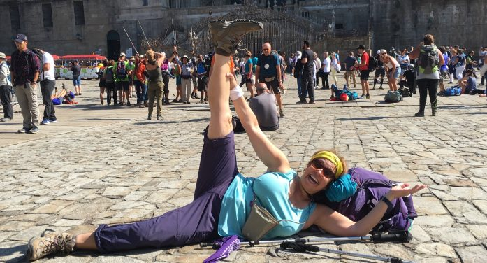 Celeste Mancinelli takes 200-mile walk to her truth
